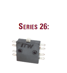 ITW SWITCHES26804