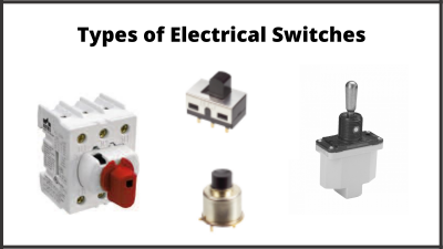 Know a Few Details About Switches, Their Types and Applications